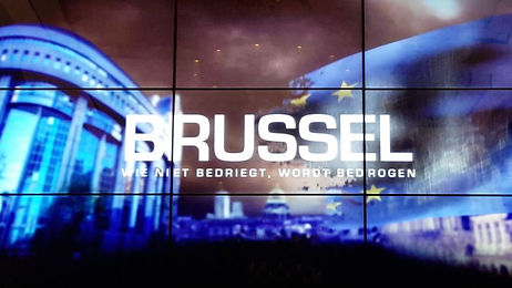 Brussel TV series, casting by Matt Western