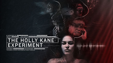 The Holly Kane Experiment, castingby Matt Western