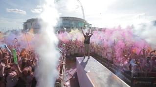 Showreel for London PR company London Media