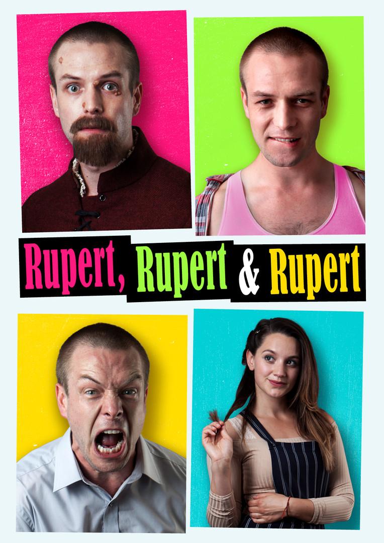 Rupert, Rupert and Rupert