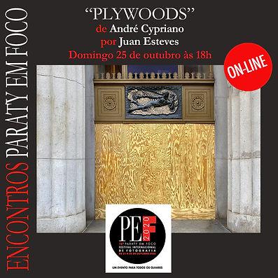 Playwoods de André Cypriano por Juan Esteves