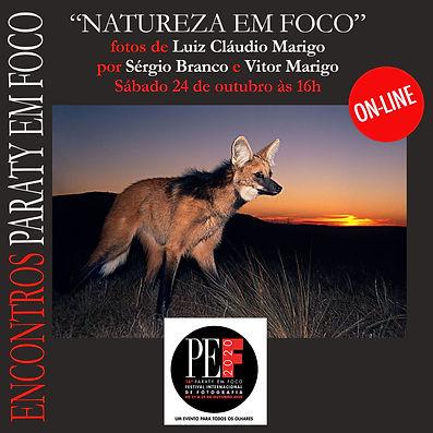 """""""Natureza em foco"""" de  Luiz Marigo por Sérgio Branco e Vitor Marigo"""