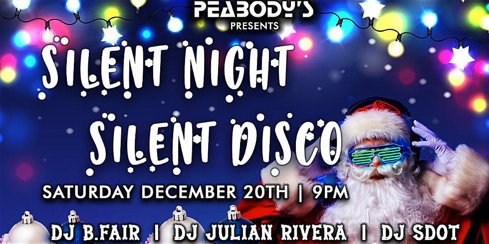 Silent Night, Silent Disco