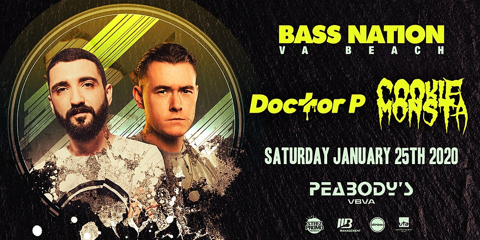 Bass Nation Virginia Beach feat. Cookie Monsta and Doctor P