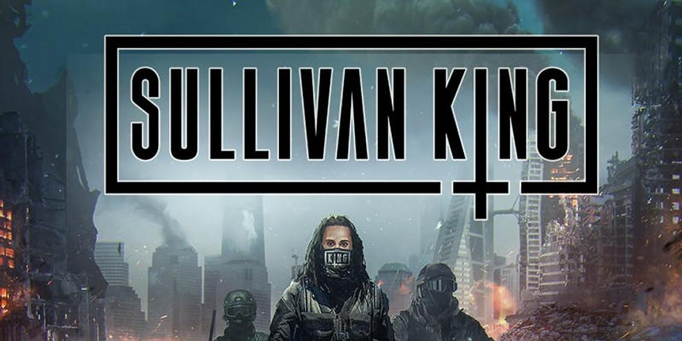 STEEZ PROMO PRESENTS: SULLIVAN KING - THANK YOU FOR RAGING TOUR