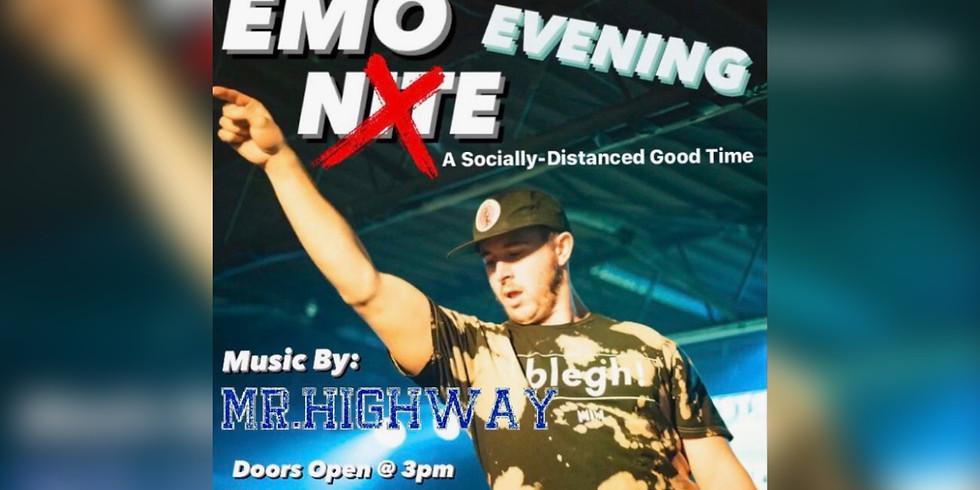 Emo Evening! w/ Mr. Highway