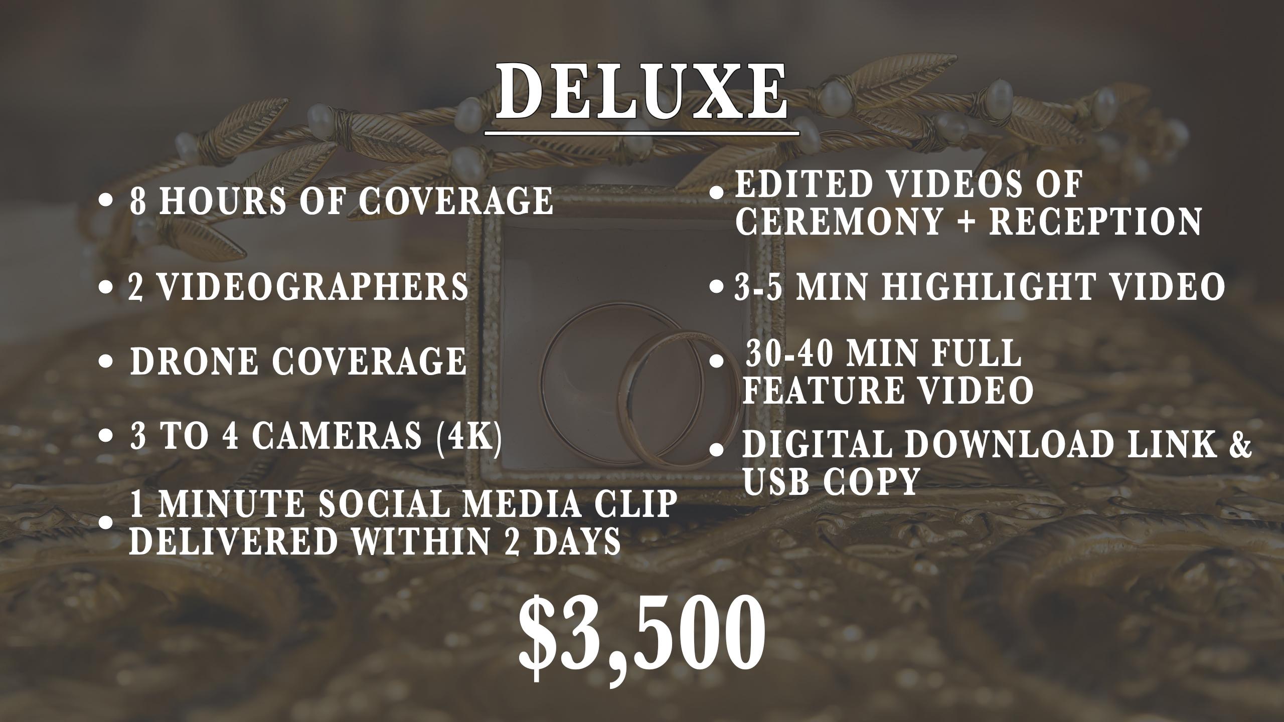 Deluxe Package
