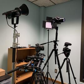 Blitz Studios Cameras