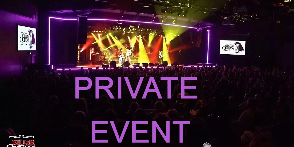 PRIVATE EVENT QLD