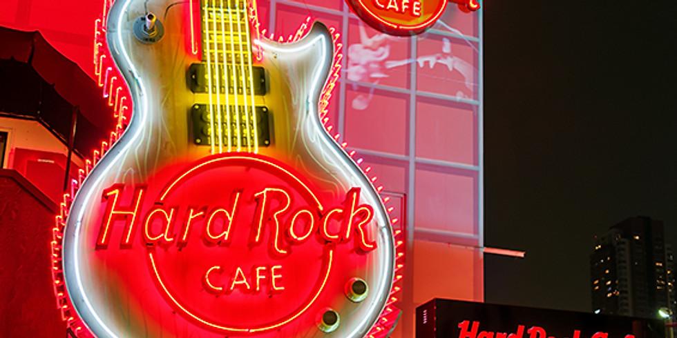 HARD ROCK CAFE SURFERS PARADISE QLD