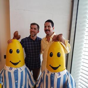 Bananas in PJ's