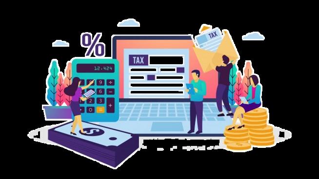 ilustracion-vectorial-pago-impuestos-lin