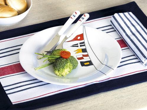 Regata Tableware set Serves 6