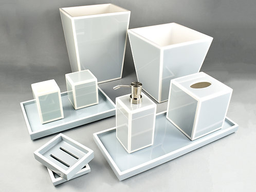 Cool Gray Bath Collection