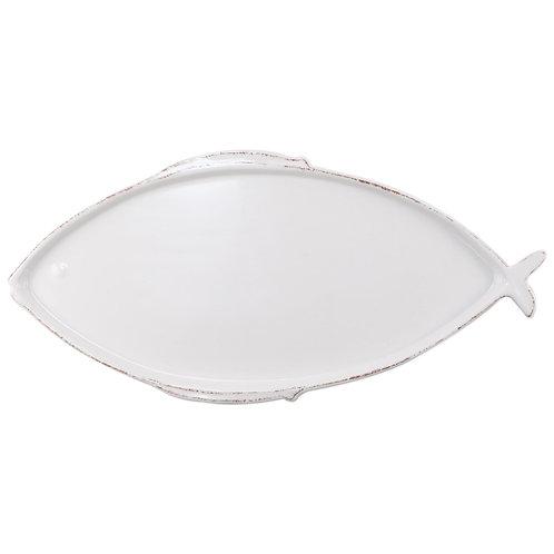 Lastra Fish Melamine Oval Platter
