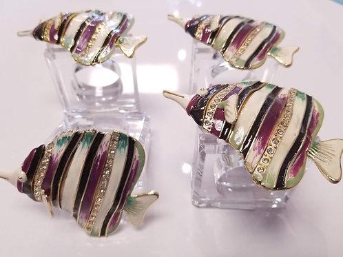 Jewel Fish Napkin Ring