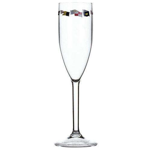 Regata Champagne Flute Set/6