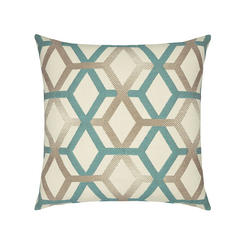 Lustrous Lines 20x20 pillow