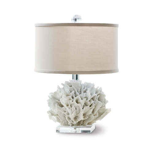 Ribbon Coral Mini Lamp