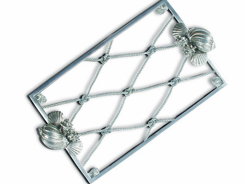 MARINE LIFE GLASS TRAY
