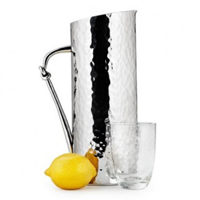Helyx Water Pitcher w/ Knotted Handle