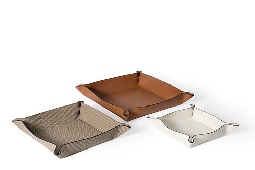Med-Firenze Utility Folding Pocket tray