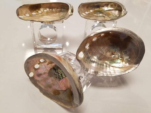 Avalone Shell Napkin Ring