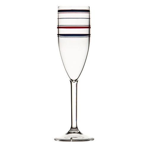 6pc Monaco Champagne Flute