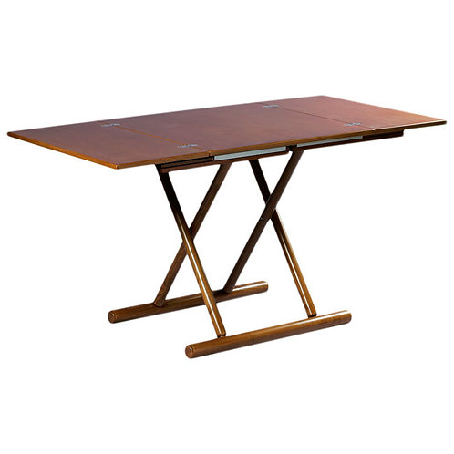 SQUARE EXTENDING TABLE - ASH, CALIDA
