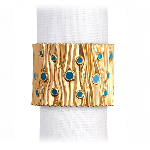 Bois d'Or Napkin Jewels (Set of 4)
