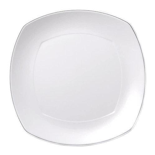Amanda Melamine  Dinner Plate