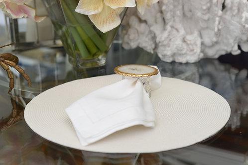 Agate Napkin Ring