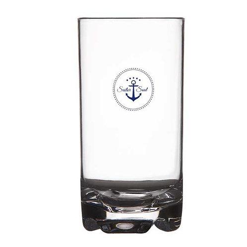 6PC Set Sailor Soul Water Glass
