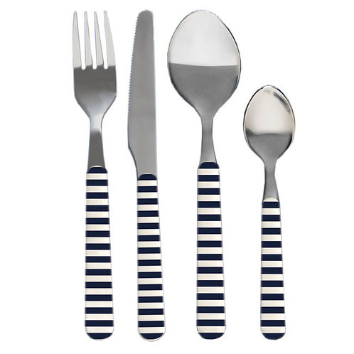Monaco 24pc Flatware setting