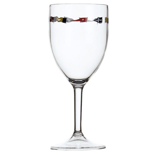 Regata Red Wine Glass Set/6