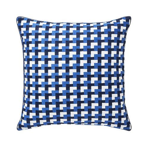 Zelliges Decorative Pillow