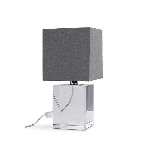 Crystal Mini Block Lamp