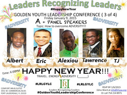 1st Golden Youth Leadership Conference