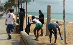 Fort Lauderdale Beach Clean Up