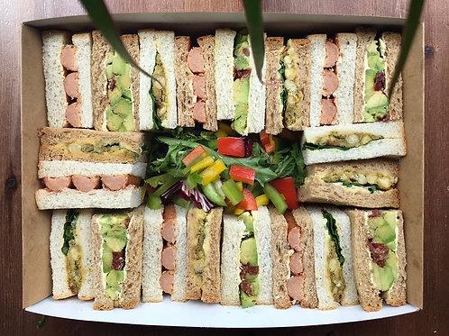 Vegan Sandwich Box (20 Pieces)