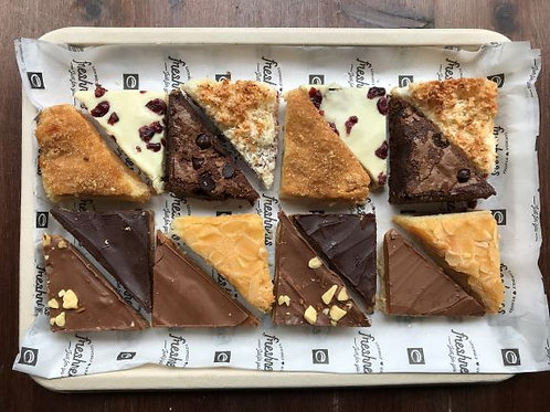 Selection of Traybakes