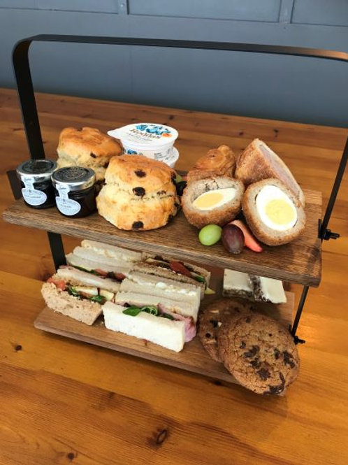 In Store Fathers Day Afternoon Tea