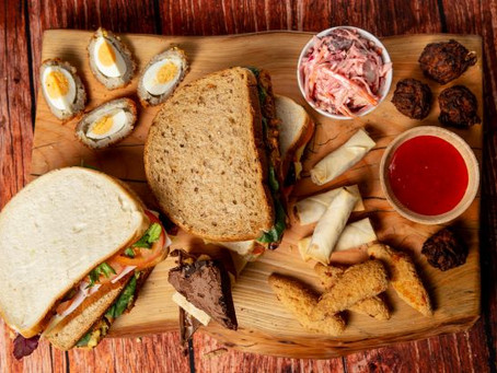 Corporate Catering Online Ordering