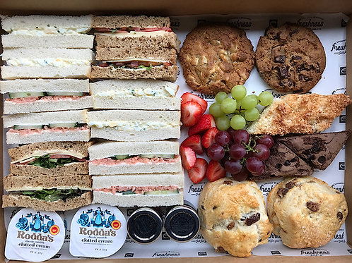 Afternoon Tea for 2 & Bottle of Prosecco