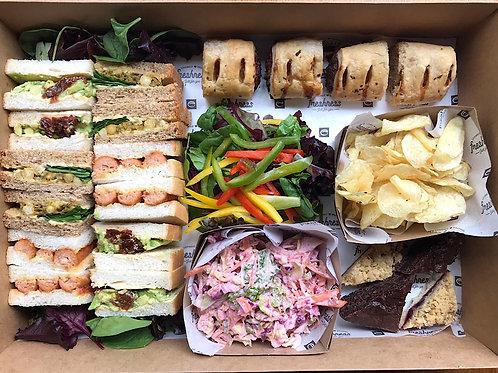 Vegan Lunch Box