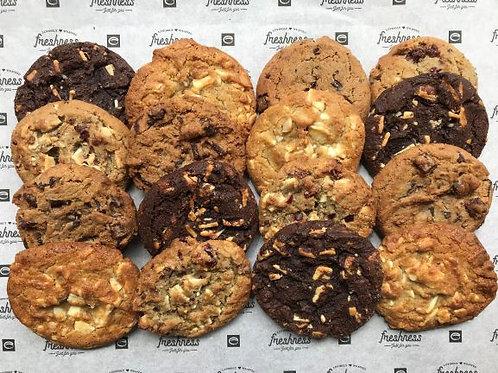 Selection of Freshly Baked Cookies