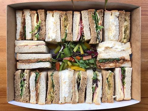 Mixed Sandwich Box (20 Pieces)