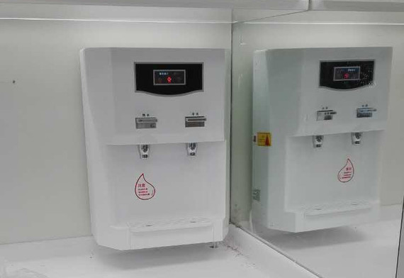 Wall-mounted dispenser