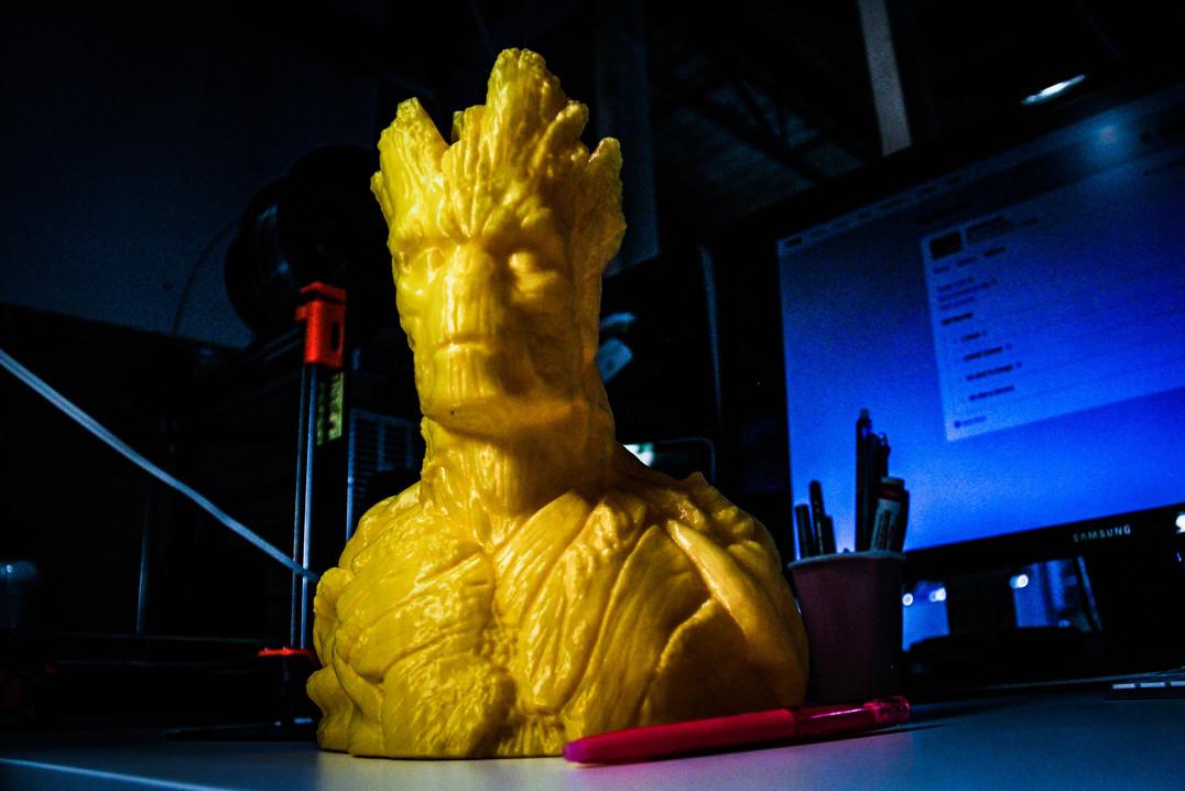 Groot 3D printing