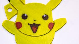Pikachu 3D Printing